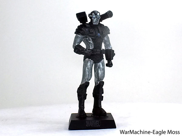 War Machine 1:16 Eaglemoss Figurine Marvel Avengers
