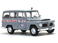 Willys Rural 1:43 diecast Scale Model Car