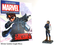 Winter Soldier 1:16 Eaglemoss Figurene Marvel Avengers