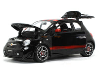 Abarth 500 1:18 Bburago diecast Scale Model car