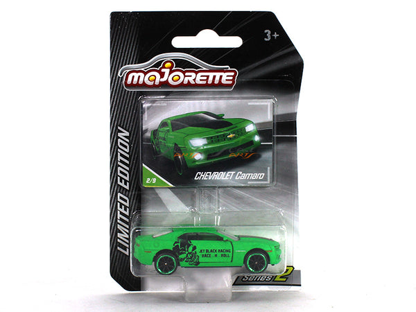 Chevrolet Camaro 1:64 Majorette Limited Edition diecast Scale Model car