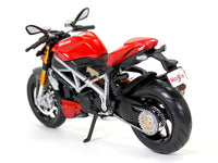 Ducati Mod Streetfighter S 1:12 Maisto diecast Scale Model bike