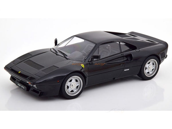 Prebook : 1984 Ferrari 288 GTO black 1:18 KK Scale diecast Scale Model Car