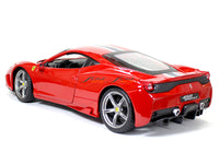 Ferrari 458 Speciale 1:18 Bburago diecast scale model car