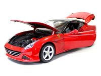 Ferrari California T Closed Top 1:18 Bburago diecast Scale Model car