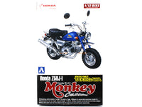 Honda Monkey Bike Assembley Kit 1:12 Aaoshima diecast Scale Model Bike