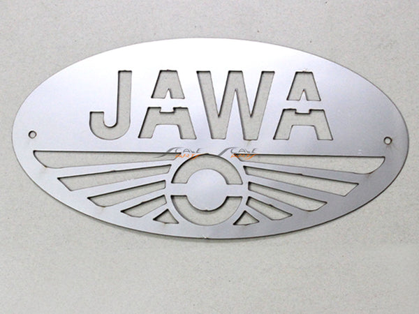 Jawa Tin plate collectible signboard