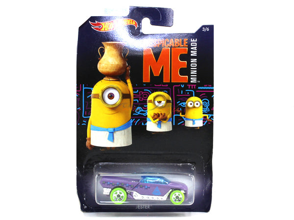 Jester Despicable me 1:64 Hotwheels diecast Scale Model car