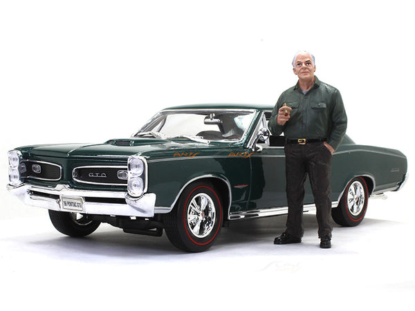 Jim the Boss 1:18 American Diorama scale model figure