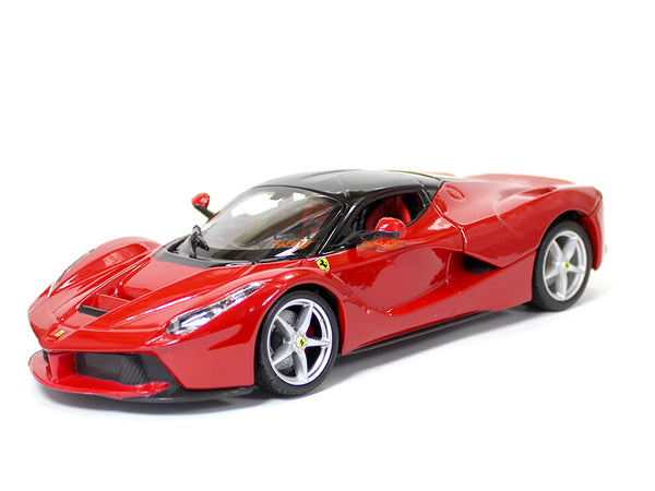 LaFerrari 1:24 Bburago diecast Scale Model car