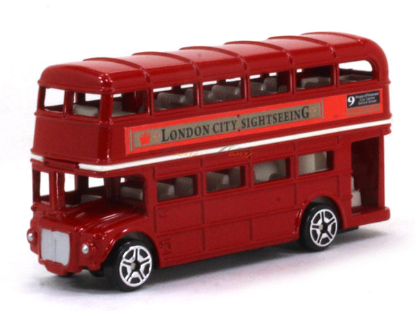 "London Routmaster Bus 4.75"" diecast Scale Model"
