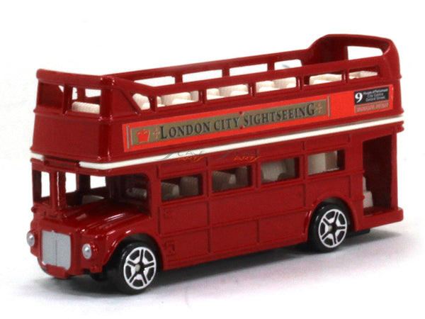 "London Routmaster Bus open 4.75"" diecast Scale Model"