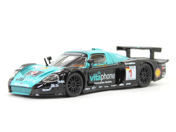 Maserati MC12 1:43 Bburago diecast Scale Model car