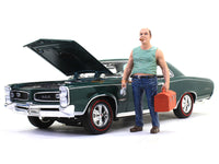 Mechanic 3 figure 1 1:18 American Diorama scale model