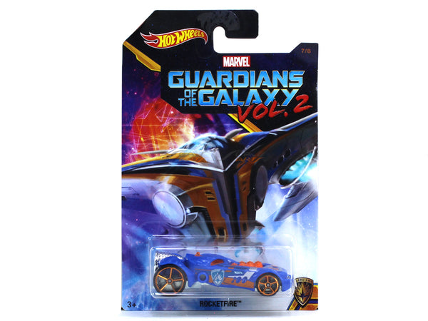 Rocketfire Guardians of the Galaxy Vol. 2 1:64 Hotwheels diecast Scale Model car
