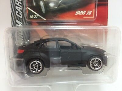 BMW X6 1:64 Majorette Premium Cars diecast Scale Model car