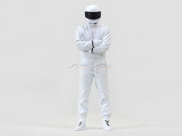 Race Driver Stig 1:18 Scale Arts In scale model figure / accessories