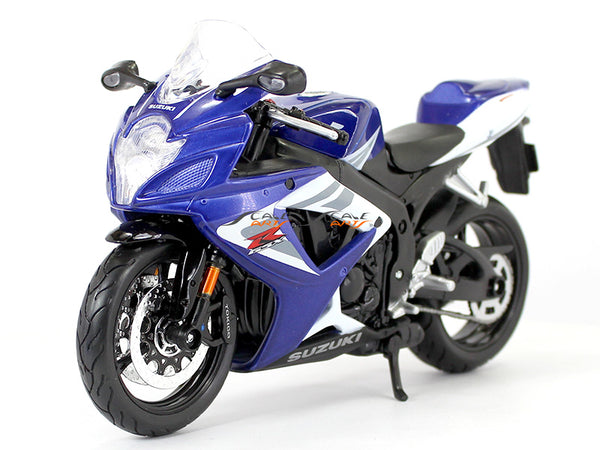 Suzuki GSX R750 1:12 Maisto diecast Scale Model bike