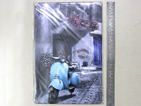 Vespa 1 Tin plate collectible signboard