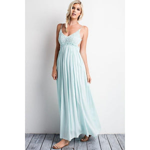 'Pure Romance' Maxi Dress - Cheap Swimwear