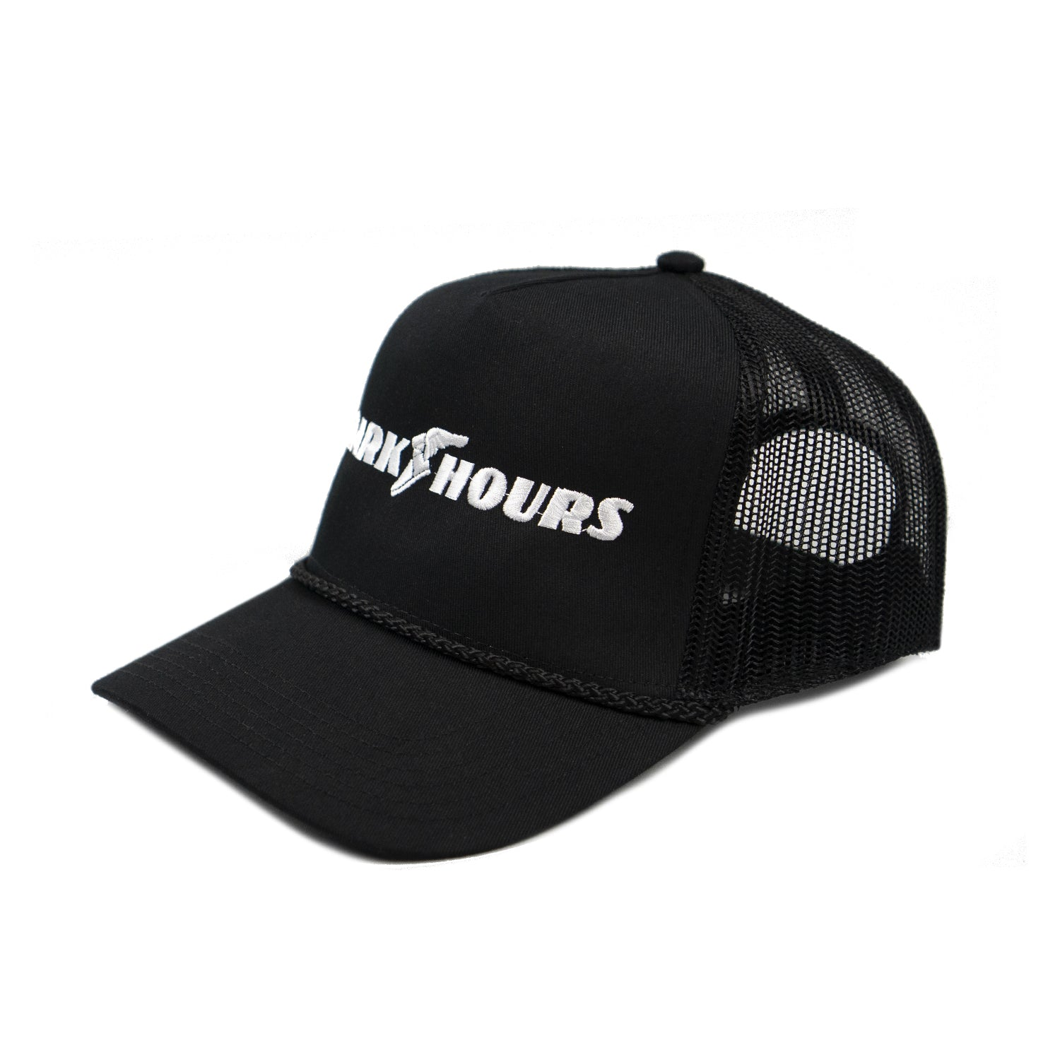 Dark Hours Trucker Hat