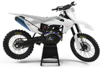 "Parts Lab ""01"" Graphic Kit (Husqvarna)"