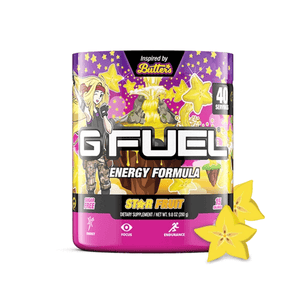 Butters Star Fruit Get Buy Gamer Fuel GFuel New Zealand Auckland Hamilton Wellington Christchurch