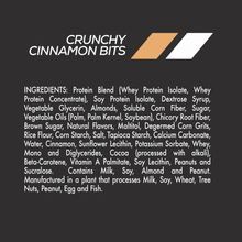 Load image into Gallery viewer, Redcon1 Breakfast At The Ready B.A.R. Crunchy Cinnamon Bits Buy Get GFuel Auckland Hamilton Wellington Christchurch