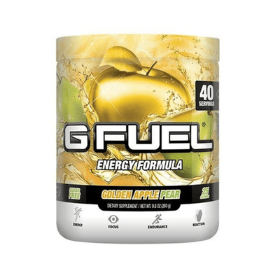 Golden Apple Pear Get Buy Gamer Fuel GFuel New Zealand Auckland Hamilton Wellington Christchurch