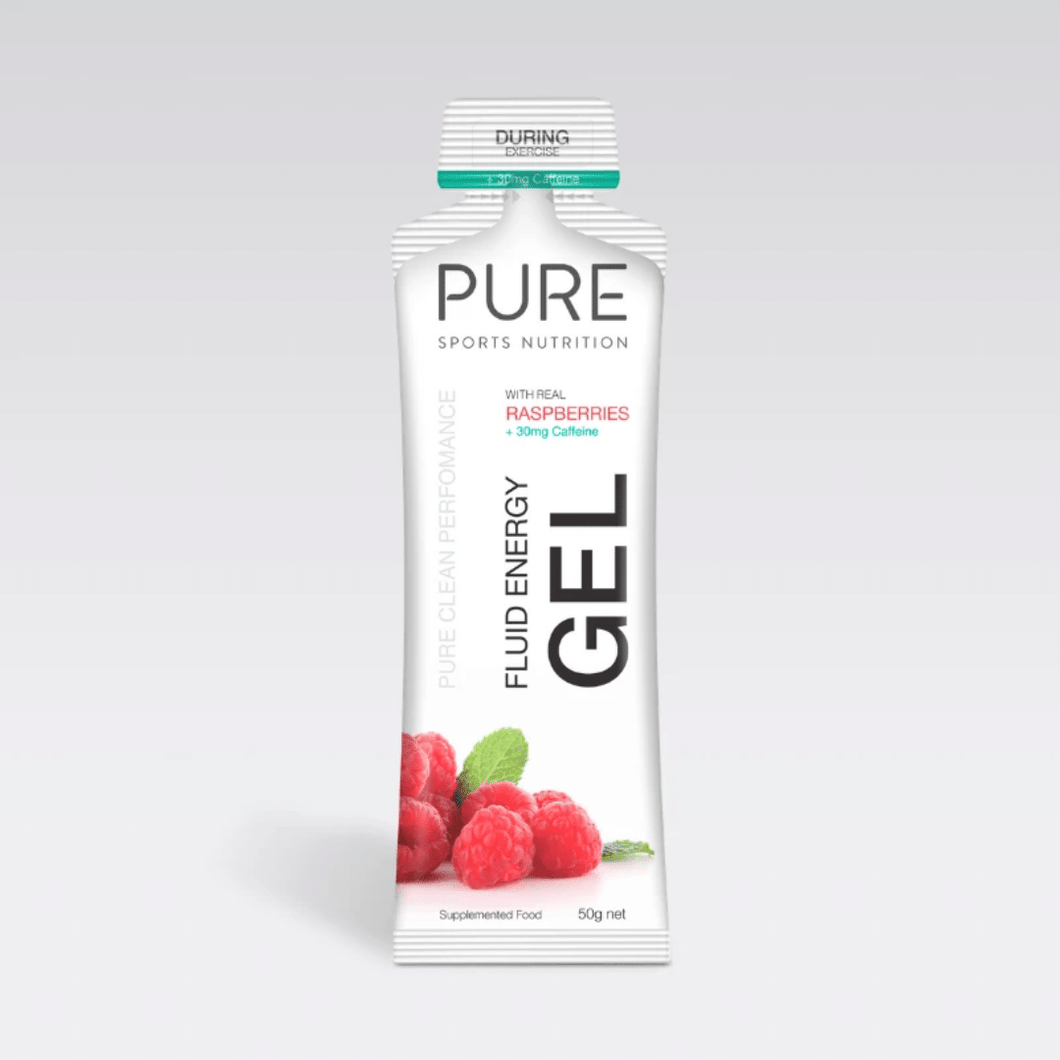PURE Energy Gels Raspberry Get Buy Gamer Fuel GFuel New Zealand Auckland Hamilton Wellington Christchurch