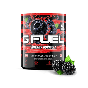 Black on Blackberry Get Buy Gamer Fuel GFuel New Zealand Auckland Hamilton Wellington Christchurch