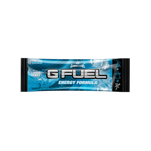 Blue Ice Get Buy Gamer Fuel GFuel New Zealand Auckland Hamilton Wellington Christchurch