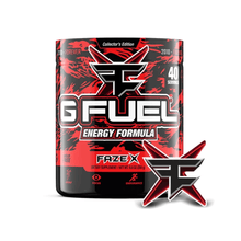 Load image into Gallery viewer, FaZe X GFuel Get Gamer Fuel Auckland Hamilton Wellington Christchurch