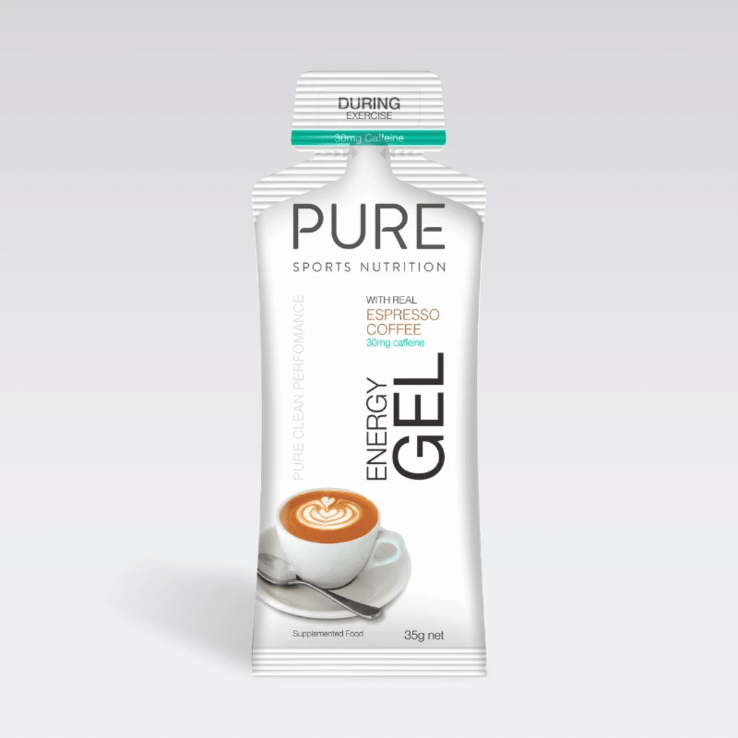 PURE Energy Gels Espresso Coffee Supreme Get Buy Gamer Fuel GFuel New Zealand Auckland Hamilton Wellington Christchurch