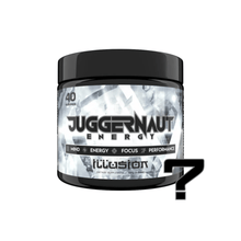 Load image into Gallery viewer, Illusion Juggernaut Energy Get Buy Gamer Fuel GFuel New Zealand Auckland Hamilton Wellington Christchurch
