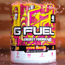 Load image into Gallery viewer, Hype Sauce Get Buy Gamer Fuel GFuel New Zealand Auckland Hamilton Wellington Christchurch