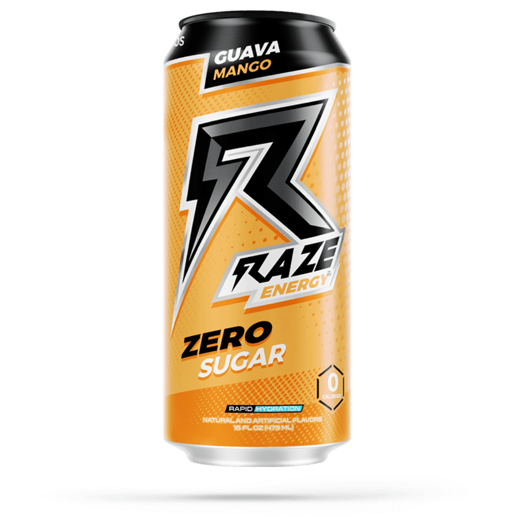 Guava Mango Raze Energy Get Buy Gamer Fuel GFuel New Zealand Auckland Hamilton Wellington Christchurch