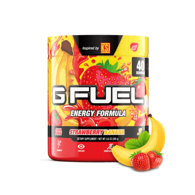 KSI's Strawberry Banana Get GFuel Gamer Fuel Auckland Hamilton Wellington Christchurch