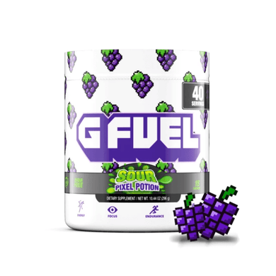 Sour Pixel Potion Get Buy Gamer Fuel GFuel New Zealand Auckland Hamilton Wellington Christchurch