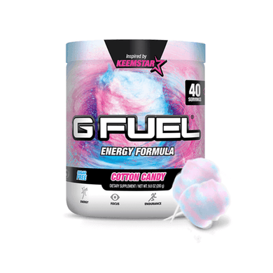 Keemstar's Cotton Candy Get Buy Gamer Fuel GFuel New Zealand Auckland Hamilton Wellington Christchurch
