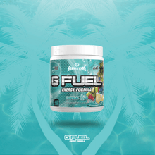Load image into Gallery viewer, Tropical Rain Get Buy Gamer Fuel GFuel New Zealand Auckland Hamilton Wellington Christchurch