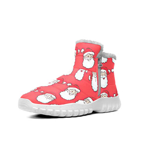 12 Santas Snow Boots Outdoor