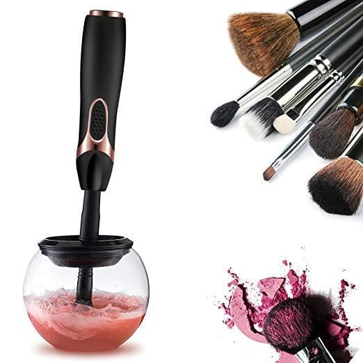 Electric Makeup Brush Cleaner - make up