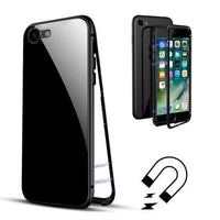 Magnetic Glass iPhone Case - Phone