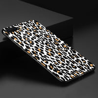 Faux Animal Skin iPhone Case