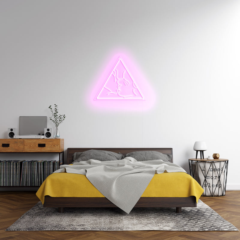 'Aesthete' LED Neon Sign