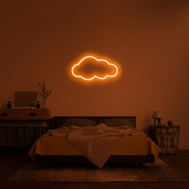 'Cloud' LED Neon Sign