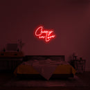 'Crazy in Love ' Neon Sign