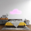 'Double Heart' LED Neon Sign