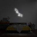 'Hand Of God' LED Neon Sign